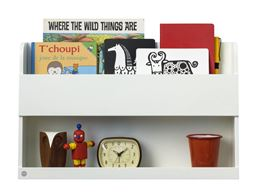 Tidy Books Bunk Bed Buddy - White