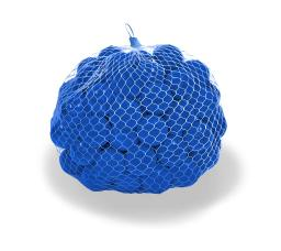 Upper Bounce Crush Proof Plastic Trampoline Pit Balls 100 Pack - Blue