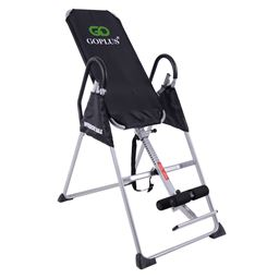 Foldable Premium Gravity Back Fitness Inversion Table