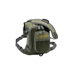 Allen Company 6336 Fishing Chest Pack Grn Tan