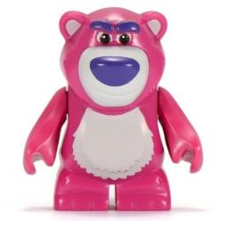 Lego Toy Story - Minifigure Lotso Hugs (Approximately 50mm / 2 Inches Tall)