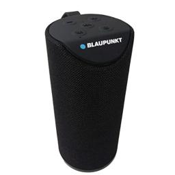 Blaupunkt Mini Tower Bluetooth Wireless Portable Speaker - Black