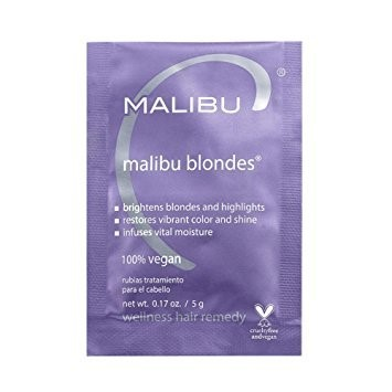 Malibu C Blondes Weekly Brightener - 1 packet 3FF0341D80FDC363