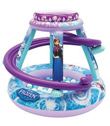 Disney Princess Frozen Forever Sisters Ball Pit With 50 Sofflex Balls