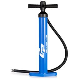 Double Action Manual inflation SUP Hand Pump with Gauge
