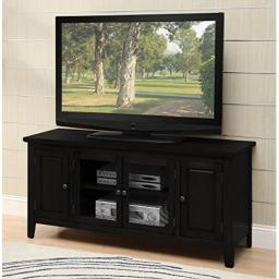 ACME 10344 AC-10344 Television Stand, Black