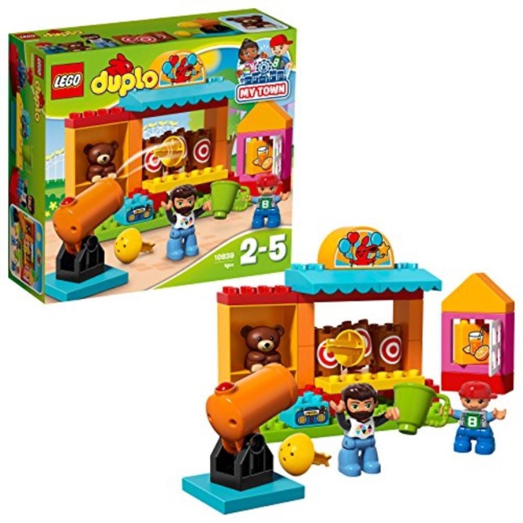 10839 LEGO Shooting Gallery