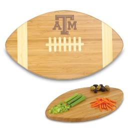 NCAA Texas A&M Aggies Touchdown! Bamboo Cutting Board, 16-Inch