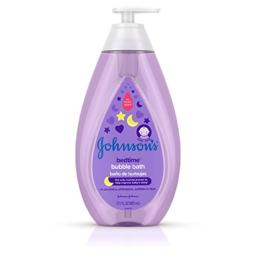 Johnson's Hypoallergenic Bedtime Baby Bubble Bath with NaturalCalm Aromas, 27.1 fl. oz