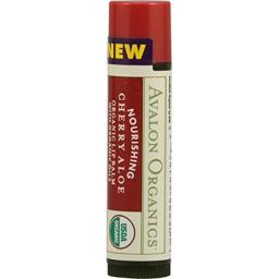 Avalon Organics, Lip Balm Cherry Aloe Organic, 0.15 Ounce