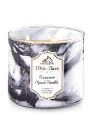 Bath & Body Works Cinnamon Spiced Vanilla Scented Candle