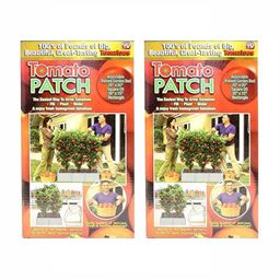 2 Pack - As Seen on TV Tomato Patch The Easiest Way To Grow Tomatoes