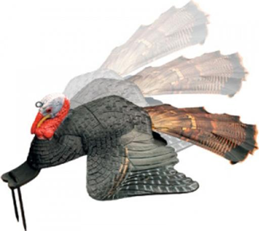 Primos prim dirty b injured gobbler decoy 69025