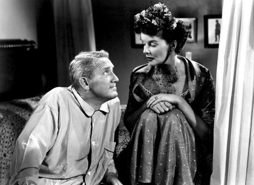 Adam'S Rib Spencer Tracy Katharine Hepburn 1949 Photo Print ORKDXCCD8ZGPPOIC