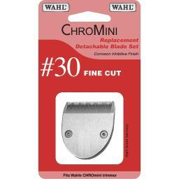 Wahl 41590-7370 Silver Wahl Chromini Replacement Blade #30 Fine Silver