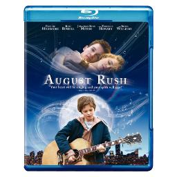 August rush (blu-ray/eng-sp-fr sub) BR26449