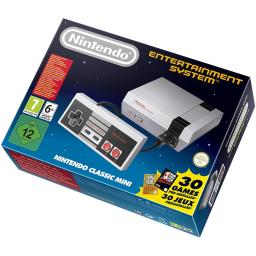 Nintendo Entertainment System: NES Classic Edition International Version