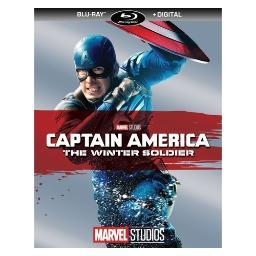 Captain america-winter soldier (blu-ray/digital hd/re-pkgd) BR146374