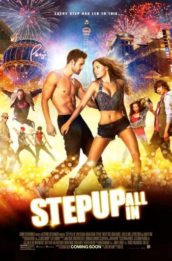 Step Up All In Movie Poster (11 x 17) V2YQQRCWVFGRYIEE