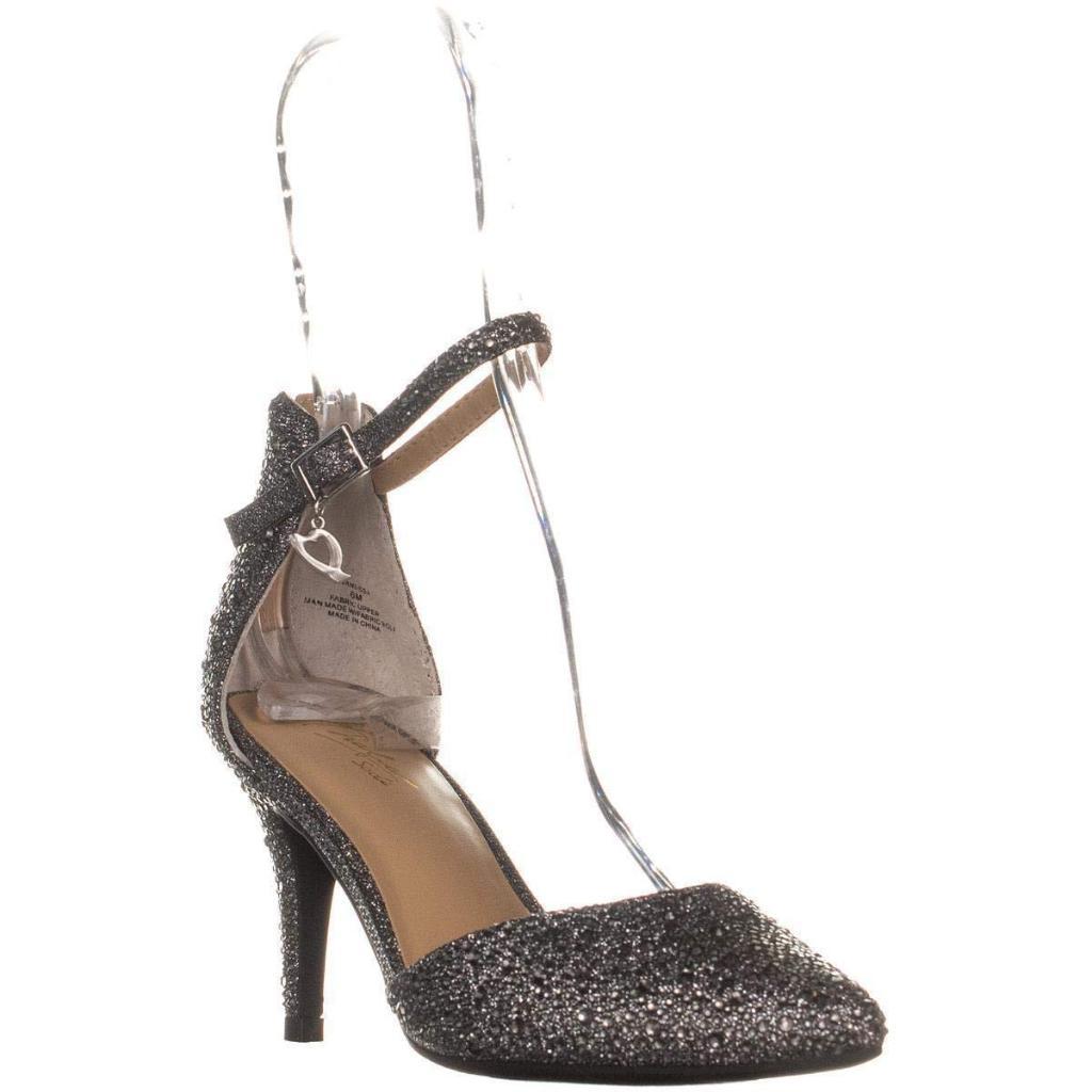Thalia Sodi Womens Vanessa Closed Toe Ankle Strap Classic Pumps