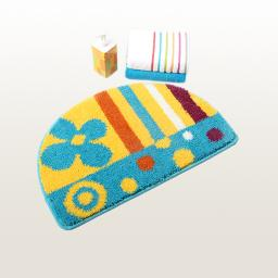 Naomi - Love Music Beautiful Room Rugs (15.7 by 24.4 inches)