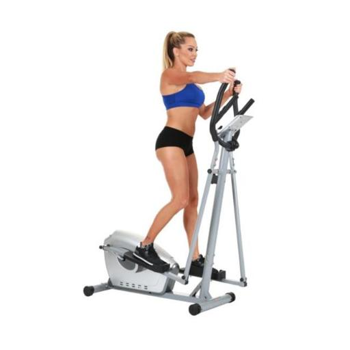 Sunny Health & Fitness SF-E3607 Premium Magnetic Elliptical Trainer