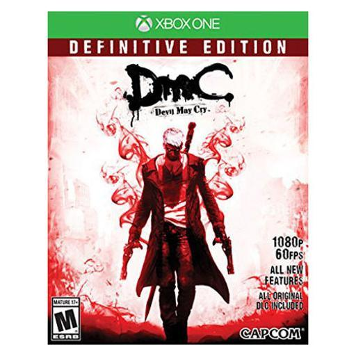 Dmc definitive edition MSLNT0KY1CXQJ3UU