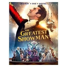 Greatest showman (blu-ray/dvd/digital hd) BR2332791