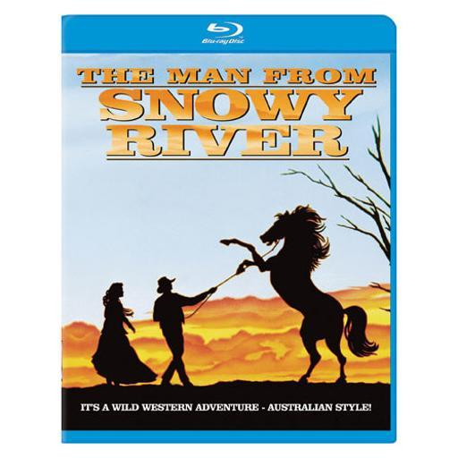 Man from snowy river (blu-ray/ws-2.35/eng-sp sub) Z23OINWAPXRJFS3M