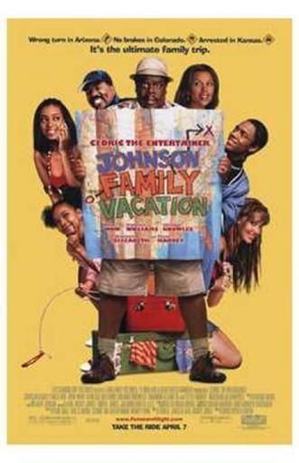 Johnson Family Vacation Movie Poster (11 x 17) TA43N6ZDG7ZCENKI