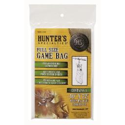 HUNTERS SPECIALTIES 01237 HS FIELD DRESSING GAME BAG DEER SIZE 40X72 thumbnail