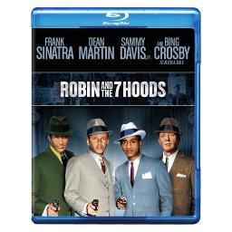 Robin & the seven hoods (blu-ray) BR530016