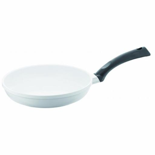 Berndes 697624 SignoCast Pearl Ceramic Coated Cast Aluminum 10 inch Open Fry Pan-Skillet