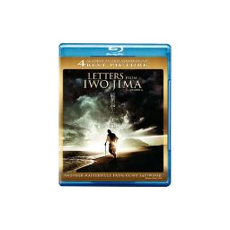 LETTERS FROM IWO JIMA (BLU-RAY/WS/ENG-SDH/ENG-FR-LT-SP SUB) 85391112884