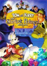 Tom and Jerry Meet Sherlock Holmes Movie Poster Print (27 x 40) MOVGB53221