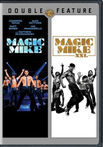 Magic mike/magic mike xxl (dvd/dbfe) 5SOVIOVSE49L7OKS