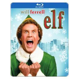 Elf (2003/blu-ray/dvd/uv/10th anniversary/2 disc/steelbook) BRN419869