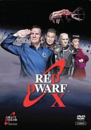 Red dwarf-x (dvd/2 disc/ws) DE125502D