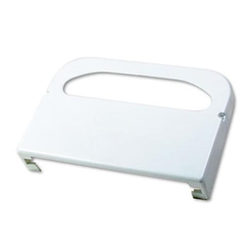Boardwalk KD100 Wall-Mount Toilet Seat Cover Dispenser Plastic White
