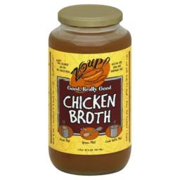 ZOUP GOOD REALLY BROTH CHICKEN-31 OZ -Pack of 6