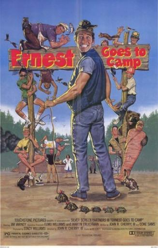 Ernest Goes to Camp Movie Poster (11 x 17) LAIMUTAFVXUFL7PI