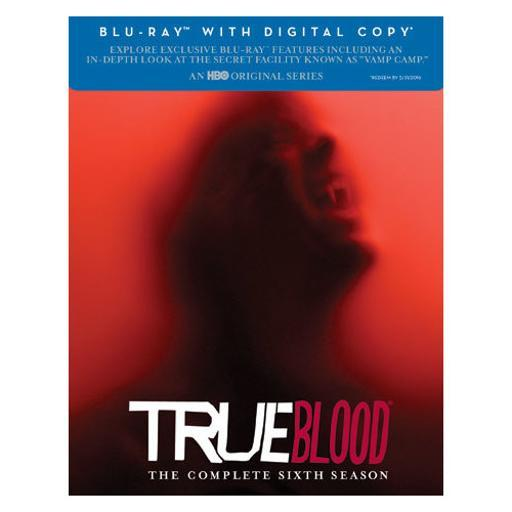 True blood-complete 6th season (blu-ray/dc/uv/4 disc) TGADYSISPHXCB1DB