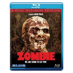 Zombie-ultimate edition (blu-ray/2 discs/eng) BR7030