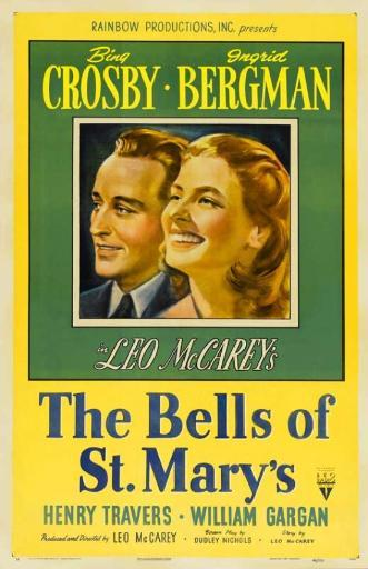 The Bells of St. Mary's Movie Poster Print (27 x 40) B7PZADHAM2AF7IKI