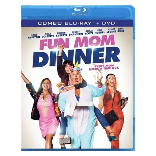 Fun mom dinner (blu ray/dvd combo) (2discs) FPKY7MRDDC8SRXFQ