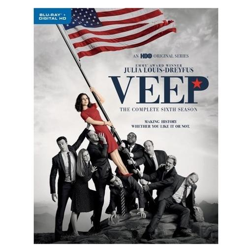 Veep-complete 6th season (blu-ray/digital hd/2 disc) 1299912