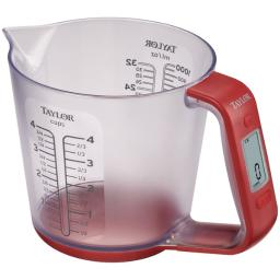 Taylor(r) precision products 3890 6.6lb-capacity digital measuring cup scale 3890
