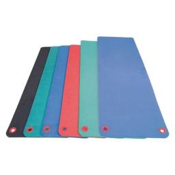 AGM Group 74604 48 in. Elite Workout Mat with Eyelets - Green