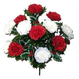 admired-by-nature-ac006-rd-cm-1-14-stems-faux-blooming-carnation-berry-flower-bush-red-cream-wdihdhloncpaebqw