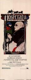 Nosferatu the Vampyre Movie Poster (14 x 36) MOVCG1277